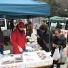 【軽トラ市】内海町のカネト水産さんが5年ぶりに出店!~瀬戸内の鮮魚などを販売