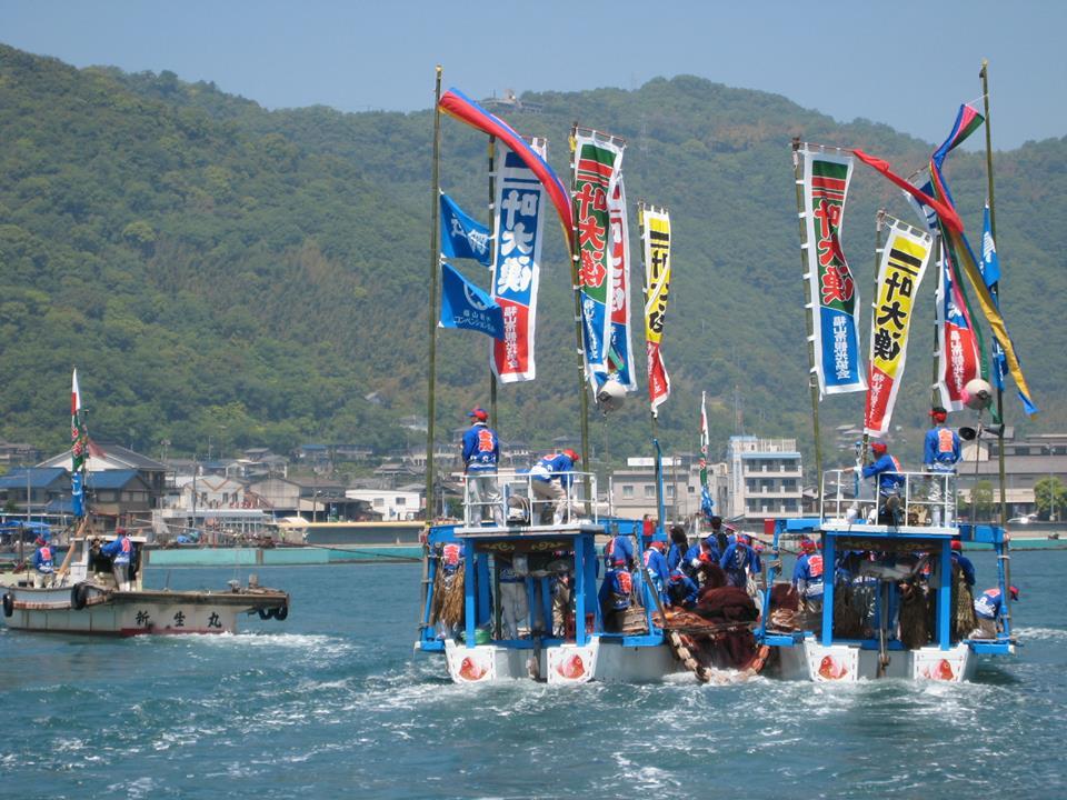 福山・鞆の浦の観光鯛網に参加する方法