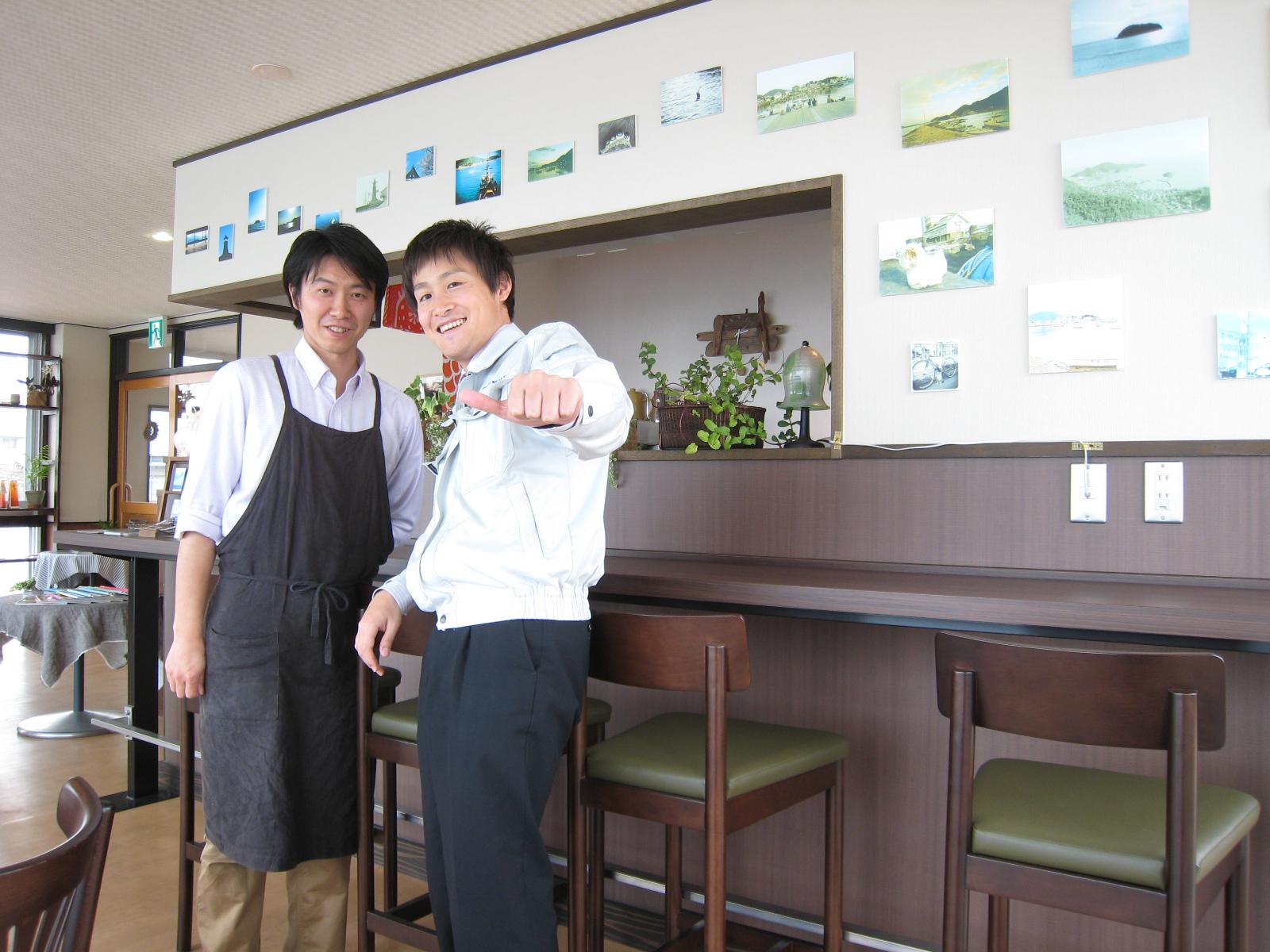 福山市鞆町のカフェ&ギャラリー「SHION-潮音-」