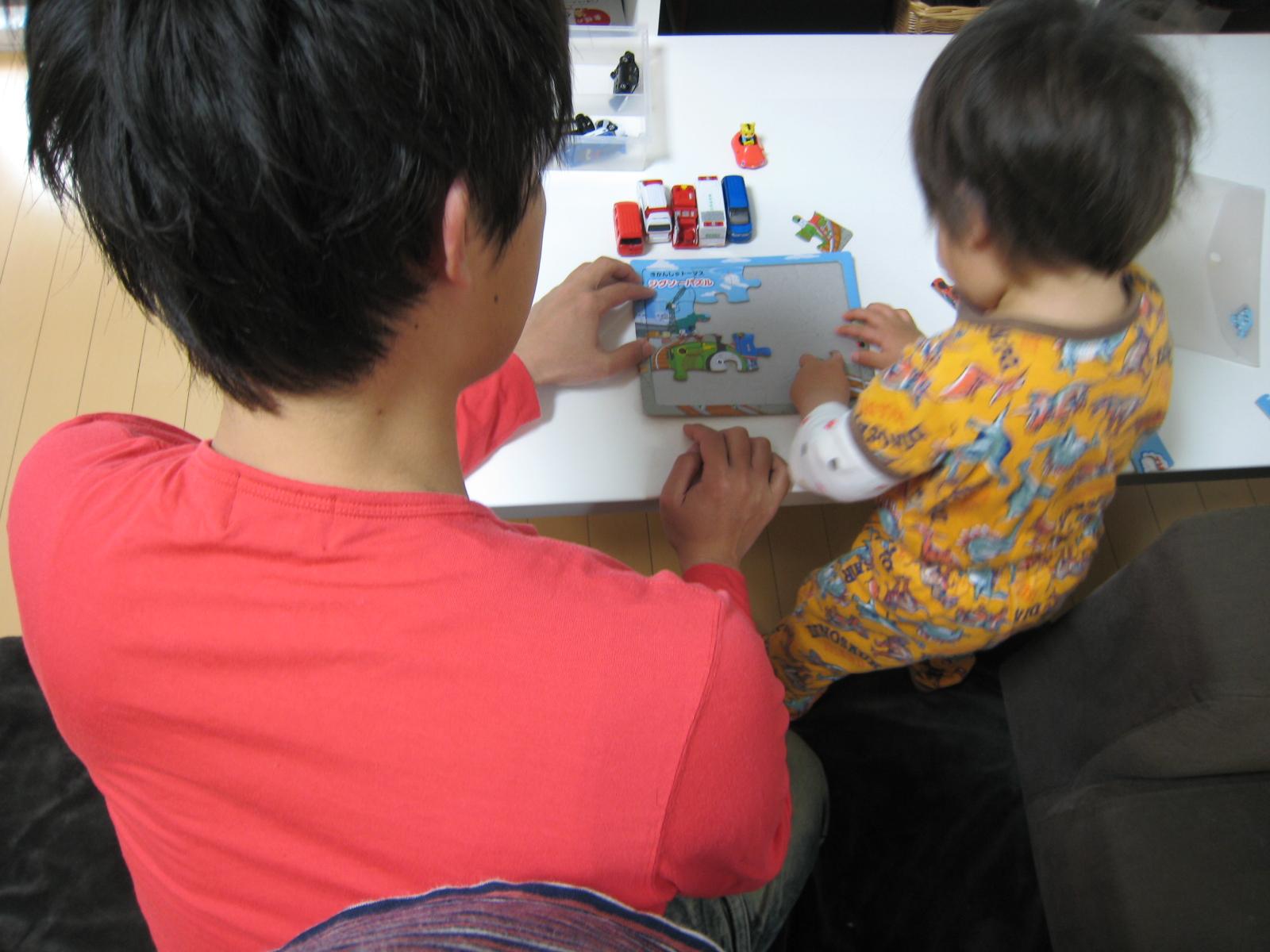 福山市での子育てパパ暦2年2ヵ月