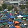 福山市ローズコム中央公園で「ふくやま手しごと市」が5月10日、11日に開催