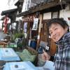 福山市鞆町のカフェ「茶房とうろどう」