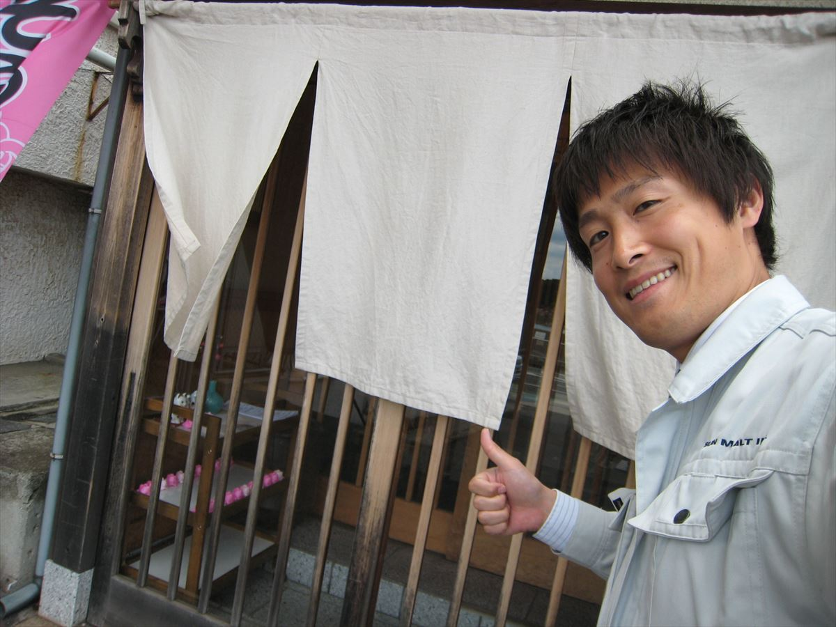 福山市鞆町でランチ・昼食「千とせ」
