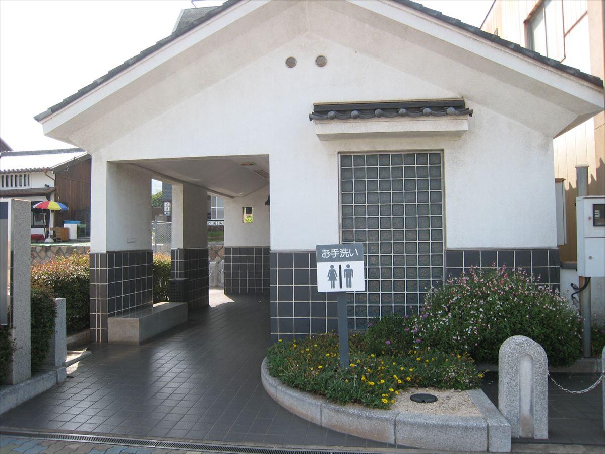 福山市 鞆の浦弁天島花火大会の公衆トイレ・仮設トイレマップ