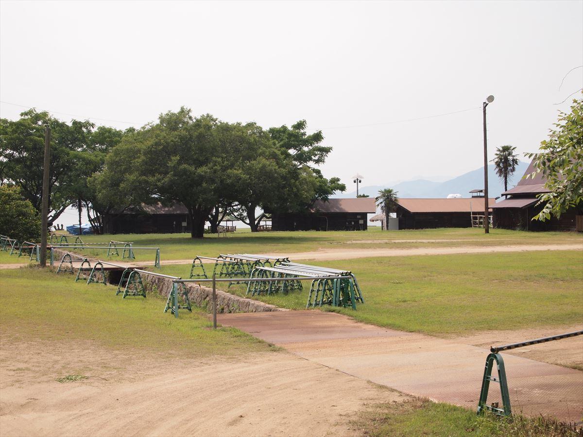 福山市内海町で海水浴「ドルフィンビーチ海水浴場」の海開きは6月28日(土)