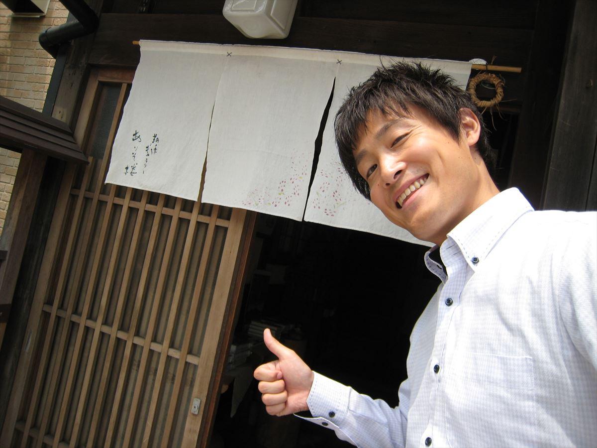 福山市鞆町にあるカフェ&ギャラリー「鞆ノ津ギャラリーありそ楼」