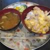 福山市鞆町でランチ・昼食「千鳥食堂の親子丼」