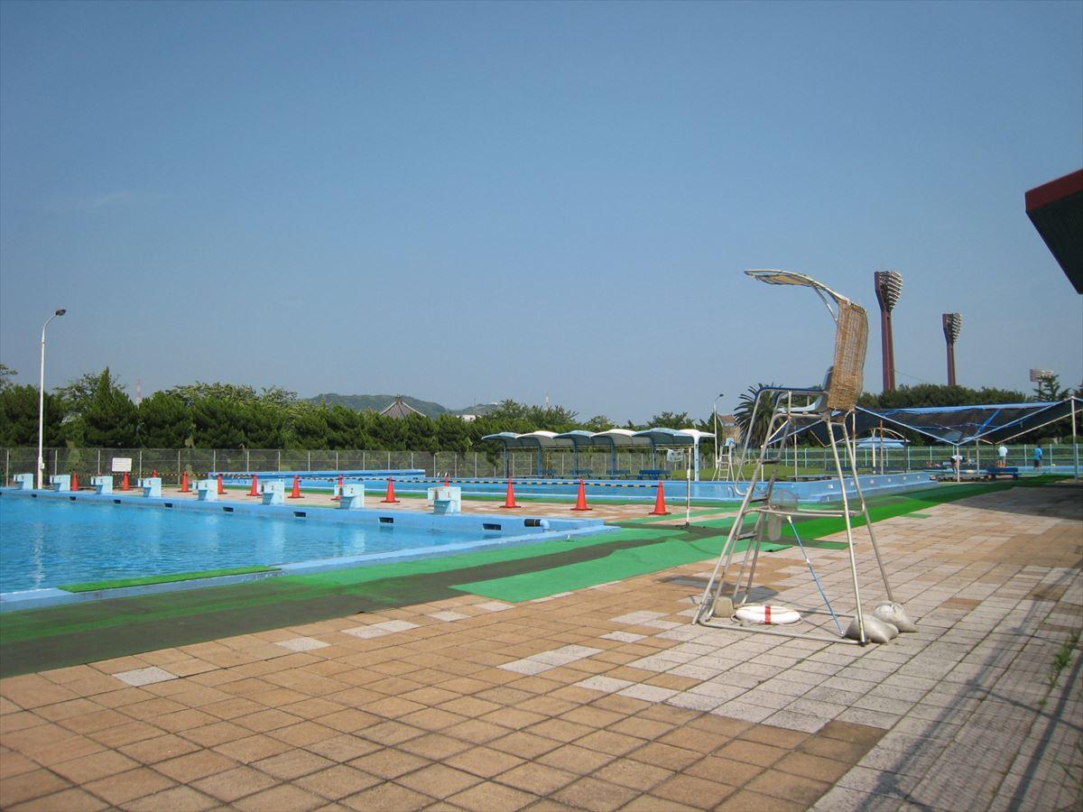 福山市竹ヶ端(たけがはな)のプール開き・営業期間2016