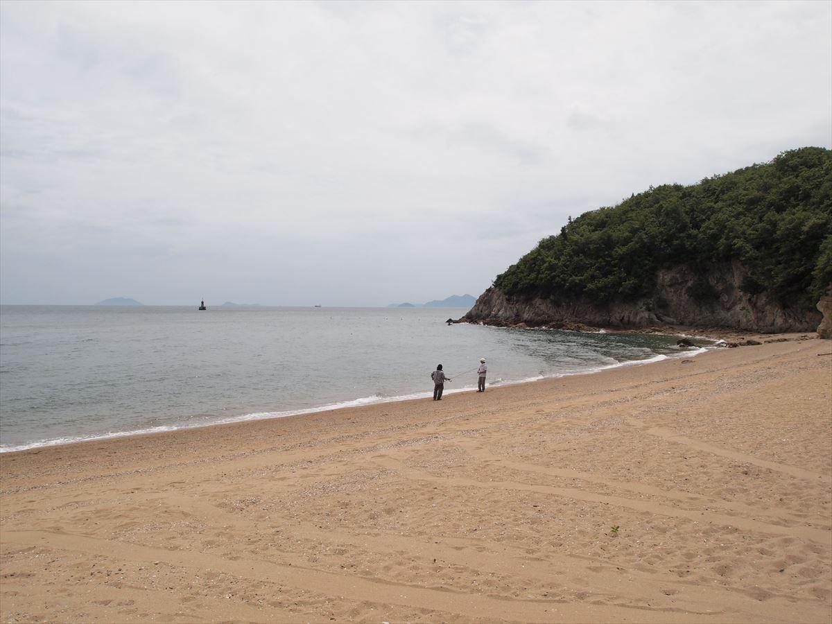 福山市鞆町で海水浴「小室浜海水浴場」の海開きは7月20日(日)