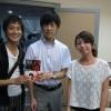 広島まほろば学習会主催の「広島で平和を語らナイト」に参加してきた