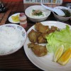 福山市水呑町でランチ・昼食「中華料理太郎の唐揚げ定食」