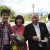 岩手県雫石町で開催された第1回全国軽トラ市サミットに参加