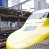 福山駅のドクターイエローの時刻表 2014年12月