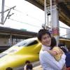 福山駅に停車するドクターイエローを見に行ってきました