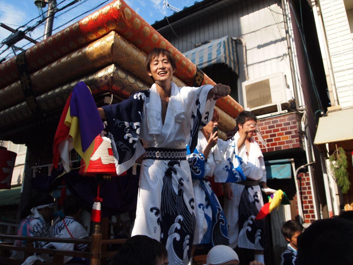 福山市鞆町の秋祭り「渡守神社の例祭(チョウサイ)」の楽しみ方