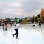福山市メモリアルパークでアイススケート 2014年~2015年の営業予定
