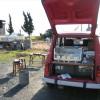 福山市田尻町の移動販売車「カトルコーヒー」