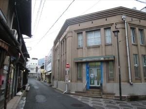 福山銀行鞆の浦支店