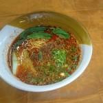 福山市水呑町でランチ・中華料理「蘭蘭(らんらん)の担担麺」