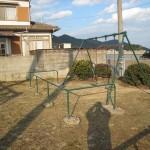 福山市の小さな公園vol.6 田尻町の「灘殿休第二公園」