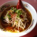 福山市水呑町でランチ・中華料理「宝楽(ほうらく)の満腹セットB」