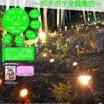 福山市赤坂町で開催される「里山竹あかり祭」
