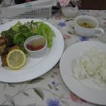 福山市沼隈町でランチ「レストランTOCO²(ぬまくまハーブガーデン)」