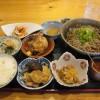 福山市熊野町の手打ちそば「くまのの里 鴨尾」