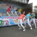 福山ばら祭に「ママダンスプロジェクト」が出演!