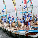 福山市鞆町で開催される「鯛網」の歴史と概要