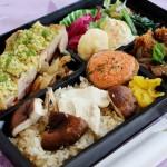 福山市田尻町で旬菜料理喜多山×スイーツふくやまのコラボイベントが開催