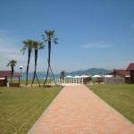 福山市内海町のシーパーク大浜の海開き2016(旧ドルフィンビーチ)