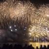 笠岡市の花火大会「笠岡港祭り2016」