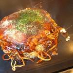福山市箕島町のお好み焼き屋「お好み焼きみのしま」