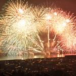 あしだ川花火大会の駐車場と臨時バス情報2016