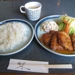 福山市西新涯町の喫茶店「コンパスポイント」