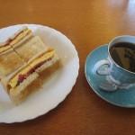 福山市新涯町のカフェ「カフェ コダマ(cafe codama)」