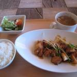 福山市内海町のカフェ&ドッグランスペース「ころりん」