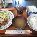 福山市新涯町の喫茶店、ランチ「喫茶ソピア」