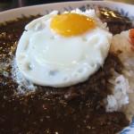 福山市南蔵王町ボギィの「手づくり辛口カレー」