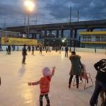 福山メモリアルパークのアイススケート場~2016年から2017年の営業期間、営業時間、無料スケート教室の案内