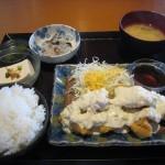 福山市曙町のランチ、定食屋「ごはん処 宮園(みやぞの)」
