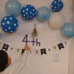 4年に1度の誕生日