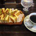 福山市多治米町のカフェ、喫茶店「コーヒーハウス フジタ」