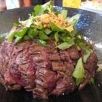 福山市南本庄のステーキ丼専門店「黒べぇさん」