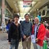 山口県岩国市の中通り商店街で開催されている軽トラ市に行ってきました!