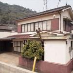 福山市鞆町の空き家情報 No.3~木造2階建て、図面あり~