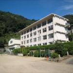 20年ぶり鞆中学校の同窓会に参加