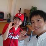 チェック社長が広島テレビの「テレビ派」に出演!8月31日(水)17時頃より
