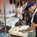 鞆の浦で鮮魚衣笠による鮮魚移動販売スタート!鞆町の皆様に新鮮でおいしいお魚を販売、お届け。販売時間と販売場所を記載。